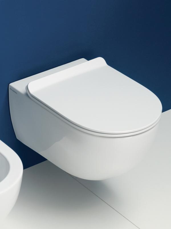 Flaminia App Toilet Glans Wit Wandcloset Stone