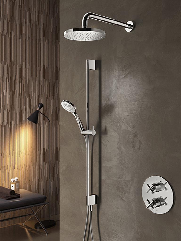 Hotbath Complete Douche Inbouwset Chap Met 2 Weg Stop Omstelkraan Stone Company